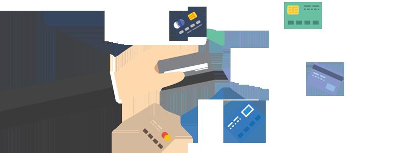 信用卡刷卡換現金的成長